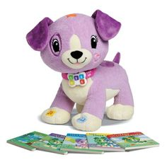 Leapfrog Read With Me, Violet, 2015 Amazon Top Rated Electronic Learning Toys & Systems #Toy