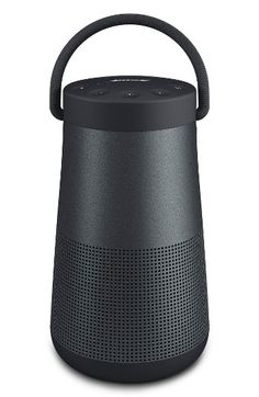 Free shipping and returns on Bose® SoundLink® Revolve+ Bluetooth® Speaker at Nordstrom.com. This compact, portable speaker offers full and immersive sound with 360-degree range for complete coverage in any space. Its seamless, durable aluminum body makes it water-resistant for easier outdoor use, and the 16-hour rechargeable lithium-ion battery means you can go half the day without plugging it in. Pair that with Bluetooth technology for effortless control from any compatible smart phone and…