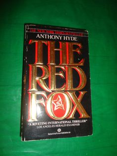 The Red Fox 1985 book find me at www.dandeepop.com
