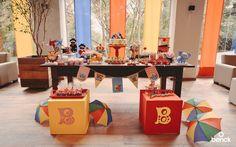 Tema para festa de aniversário: Circo vintage - Crescer | Crescer 20 anos