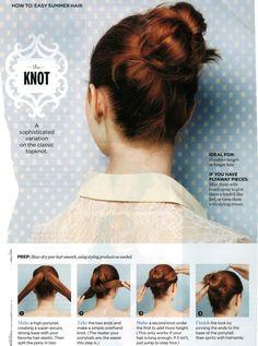 The knot - Summer Hair