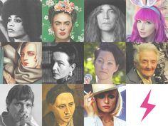 #8marzo: celebriamo le donne che ci hanno ispirato #donne #femminismo #femministe #pasionarie #feminism
