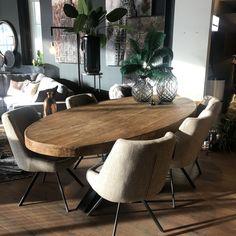 Dikke bertha gratis onderhoudsmiddel + gratis bezorgen in 2020 Dining Room Design, Dining Room Table, Japanese Home Design, Home And Living, Room Inspiration, Living Spaces, Sweet Home, New Homes, Room Decor