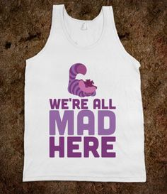 Hide Your Crazy & Act Like A Lady (Tank) - Southern Girl - Skreened T-shirts, Organic Shirts, Hoodies, Kids Tees, Baby One-Pieces and Tote Bags Ashley Brooke, Anti Pick Up Lines, Frat Tanks, I Am A Unicorn, Act Like A Lady, Pokemon, Youre My Person, Disney Shirts, Disney Clothes