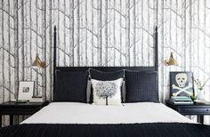 El apartamento sereno, de tendencia nórdica y plagado de fantásticas obras de arte.