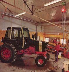 CASE 970 Agri-King Black Knight Demonstrator Case Tractors, Old Tractors, Case Ih, Monster Trucks, The Past, Childhood, Farming, Vehicles, Teak