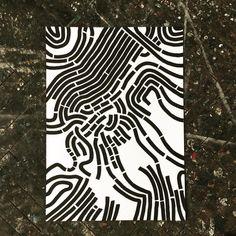 Line Art, Animal Print Rug, Artworks, Wall Decor, Rugs, Poster, Animals, Instagram, Home Decor