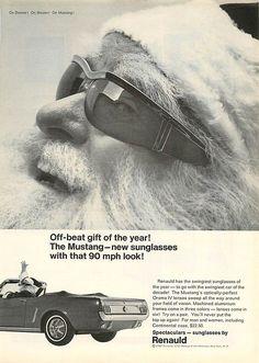 1965 Vintage Christmas Ad