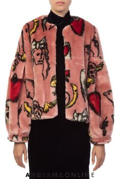 If you're looking to invest in a new winter coat, take a look at new Shrimps collection ; Best Winter Coats, Winter Coats Women, Coats For Women, Pink Faux Fur Coat, Cold Day, Kimono Top, Womens Fashion, Collection, Tops