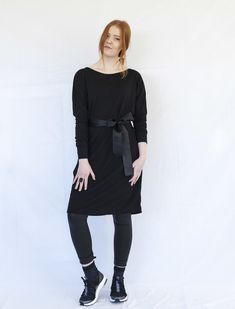 Wool Dress, Finland, Merino Wool, Normcore, How To Make, Dresses, Design, Style, Fashion