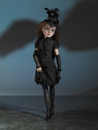 Oh My Goth (outfit only) Spring 2008