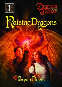 Dragons in Our Midst Series - GREAT read for preteens/teens with Christian impact! This beats Harry Potter hands down!