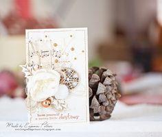 Новый год на Sees-All-Colors: Скрап открытки Evgenia Petzer