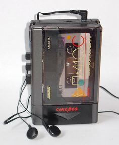 Reviewed on an old cassette player Sony Walkman WM-FX481 - AM | Dnevniki.Ykt.Ru