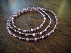 Bracelet Girl - Bracelet de plage Femme : Bracelet par charlie-creations-fr