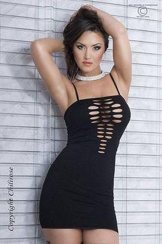 Nahtlose #Sexy #Minikleid  Preis: 29,90 Euro