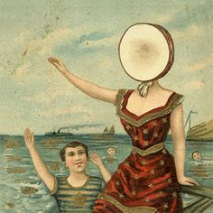 NEUTRAL MILK HOTEL - (1998) In the aeroplane over the sea http://woody-jagger.blogspot.com/2013/05/los-mejores-discos-de-1998.html