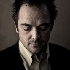 Mark Sheppard: Owning a tiny piece of my heart for every fandom since 2010. Because Crowley Everett Delaware Badger III... is a thing.