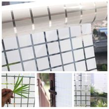 Frosted Window Film Privacy Glass Tint Vinilo auto-adhesivo decorativo casero FQ01 (China (continental))