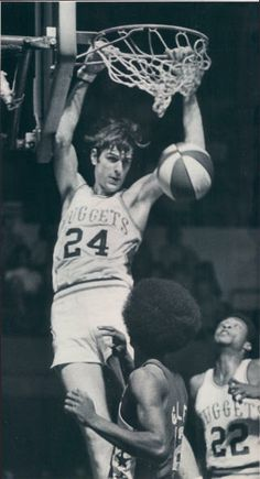 ABA /NBA star Bobby Jones