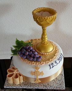 torta na prvé sväté prijímanie - Hľadať Googlom