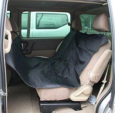 AGPtek 150CM*150CM Waterproof Dog Seat Cover Back Seat Pet Hammock * Click image for more details.