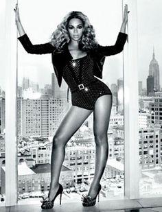 HARPER'S BAZAAR MAGAZINE Beyonce by Terry Richardson.