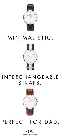 4c58391729 Give the gift of time this Father s Day! Our elegant and timeless watches  start…