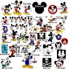 Disney svg files