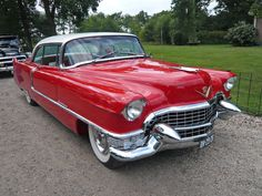 Cadillac 62 Series Coupe DeVille 1955 (1000548) | Flickr - Photo Sharing!
