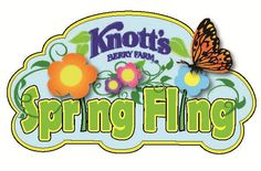 Field Trip Mom: Knotts Berry Farm's Giveaway first ever Spring Fling!!!