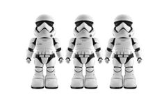 The Little Stormtrooper, Recognition ~ Technology Sains