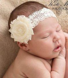 Vinchas-ganchos Para Bebes Y Niñas - S/. 15,00