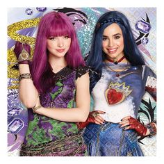Descendants 2 Lunch Dinner Napkins 16 Per Package Birthday Party Supplies The Descendants, Disney Channel Descendants, Descendants Videos, Descendants Pictures, Hairspray Live, Mal And Evie, Girls Party, Nickelodeon Cartoons, Decendants