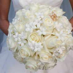stephanotis flower bouquet - Google-Suche