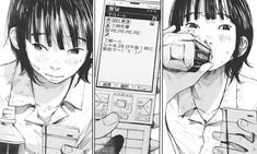 Umibe No Onnanoko, Goodnight Punpun, Comic Book Layout, Arte Horror, Sketch Inspiration, Art Archive, Manga Pages, Manga Comics, Pretty Art