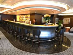 Meridian Lounge boasts an expansion bar.