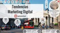 Las tendencias de marketing digital están en constante cambio, por eso tenemos que conocerlas y establecer nuestras estrategias. Conoce las novedades aquí