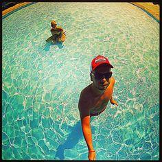 #PANDORAvalentinescontest #swimmingpool #sunn #love #perfectday