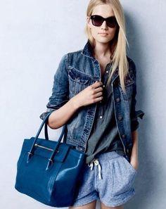 Всем известна любовь современных модниц к вещам из удобного, универсального и…