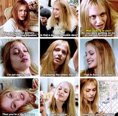Lisa. Girl, Interrupted
