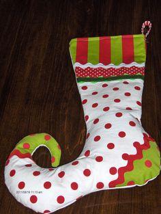 Whimsical Xmas Stocking