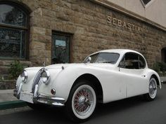 1957 Jaguar XK140 for Sale in California