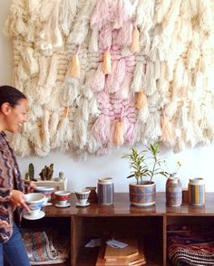 Microtrend: Let's Talk About Woven Wall Hangings