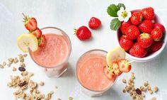 Fruchtiger Müsli-Smoothie Rezept | Dr.Oetker