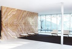 Image 8 of 23 from gallery of AD Classics: Barcelona Pavilion / Mies van der Rohe. Photograph by Gili Merin Pavilion Architecture, Interior Architecture, Interior Design, Architecture Today, Architecture Quotes, Beautiful Architecture, Landscape Architecture, Modern Interior, Ludwig Mies Van Der Rohe