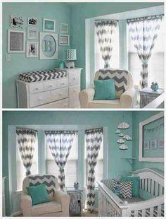 Blue nursery!
