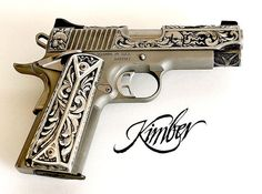 Jesse James Custom Kimber 1911