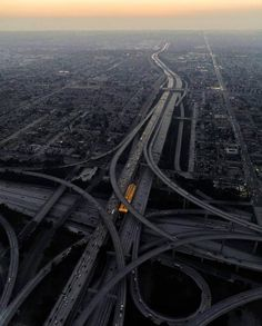 Los Angeles By @ed259 by CaliforniaFeelings.com california cali LA CA SF SanDiego