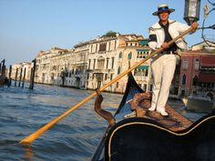 Ride on a Gondola along the Canals - Venice, Italy Most Beautiful Cities, Wonderful Places, Places To See, Places Ive Been, Italian Language, Make New Friends, World Heritage Sites, Rome, Images